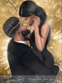 <EMOZIONE> Couple Pose **Happy New Year Love**! [BAG]