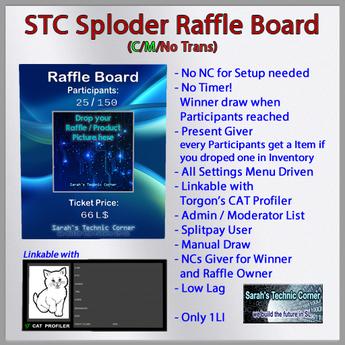 STC Sploder Raffle (only 1LI)