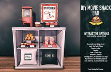 Junk Food - DIY Movie Snack Bar