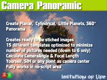 IOL Camera 360° Panoramic
