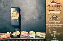 Junk Food - Nachos Machine