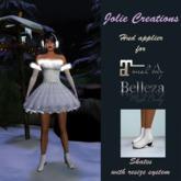 ** JC ** Ice Skate Dress for Lady - Maitreya - Belleza