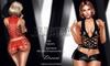 "JF Design ""Dream"" [Maitreya/Belleza] Top-Latex Black"