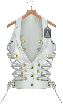 "JF Design ""Dream"" [Maitreya/Belleza] Top - White"