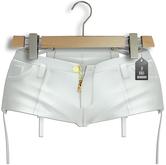 """JF Design """"Dream"""" [Maitreya/Belleza] Shorts - White"""