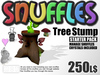 Snuffles Breedables Nest Tree Stump - Starter Pack