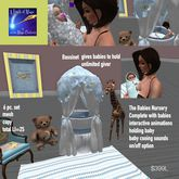 Baby infant room and baby giver