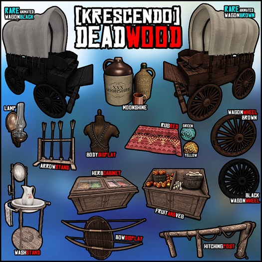 Second Life Marketplace Kres Deadwood Arrow Stand Can have your very own stand, just like in the japanese animation jojo's bizarre adventure! second life marketplace