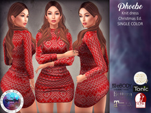.:TBO:. Phoebe Dress Xtmas GIFT - wear me