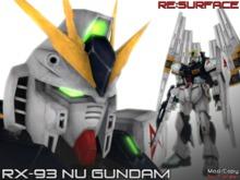 [RX-93] Nu Gundam (Ver.1.1)
