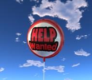 Balloon - Help Wanted