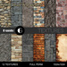 Stone wall Textures [03]