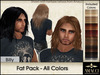 Amacci Hair ~ Billy - Fat Pack All Colors