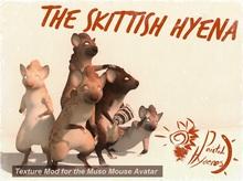 [PH] Skittish Hyena - Mod