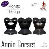 Annie Corset (Boxed) - Maitreya, SLink, JOMO Female Dragon