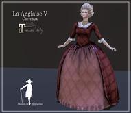 MdM - La Anglaise V (Maitreya) Carreaux rose