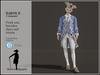 MdM - Frock Le Baron II - Colonnade Celeste