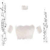 RUST REPUBLIC [OOOPSY!] Top White