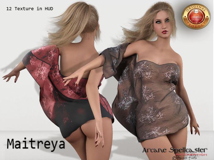 bag DEMO Dress Cassandra *Arcane Spellcaster* Ak-C.