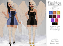 {Gothica} Light Outfit & Heels DEMOS