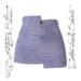 RUST REPUBLIC [Cotton heart] Skirt Light Blue (maitreya)