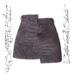 RUST REPUBLIC [Cotton heart] Skirt Grey (maitreya)