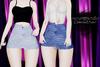 RUST REPUBLIC [Cotton heart] Skirt (maitreya) FULLPACK