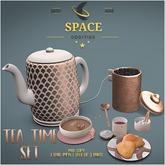 Space Oddities -Tea Time Set