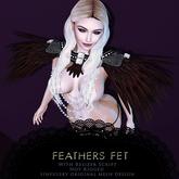 Feather Fet Epaulette