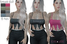 Eyelure Honey Top  - with Fatpack HUD