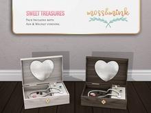 {moss&mink}  Sweet Treasures