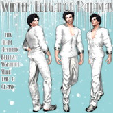 RRW ~ Winter Elegance Pajamas for Him