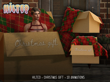 HILTED - Christmas Gift - Box (Wear Me!)