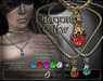 ※Dragon Claw - Womens Necklace