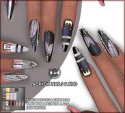 [Since1975] Acyrlic Bento Nails & HUD