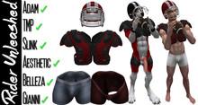 RU - Mesh American Football Gear (ADD) (v3.1 Unpacker)