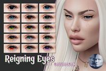 . c o r r o s i o n // Eyes . Reigning (Genus)