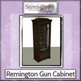 Serendipity Designs - Remington Gun Cabinet
