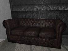 Couch FULL PERM - 1 Prim Land Impact