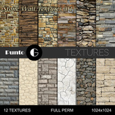 Stone Wall Textures [01]
