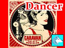 Caravan Palace - Suzzy DANCER boxed