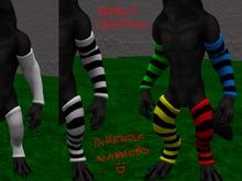 :Beast Creations: - direwolf warmers set