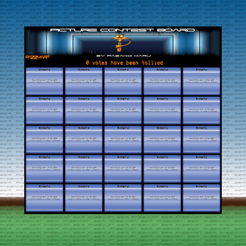 Picture Contest Board (Xfer) (Image / Photo / Profile)