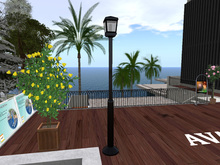 AVALON : Street Light MM01-01