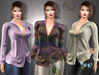 Market***arisarisb w alus95 incredible zipper sweater sec5