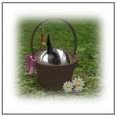 Bunny Basket (m) - Belle Belle Furniture