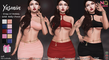 No Cabide :: Yasmin Dress - HUD 10 Models <GG>