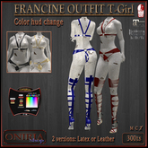 .::ONIRIA-FRANCINE OUTFIT-T-Girl