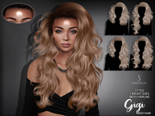 Sintiklia - Hair Gigi - Light blondes