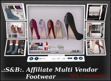 .:S&B:. Affiliate Multi Vendor Footwear